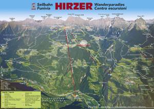Karte Hirzer 2013